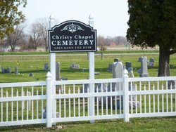 Christy Chapel Cemetery