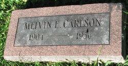 Melvin E Carlson