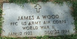 James Arthello Wood