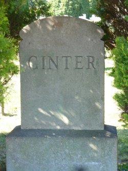 Clara <I>Gladfelter</I> Ginter