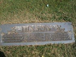 Maude <I>Baker</I> Hinson