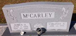 "James Allen ""Jimmy"" McCarley"