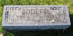Marie E. <I>Brankman</I> Bodette