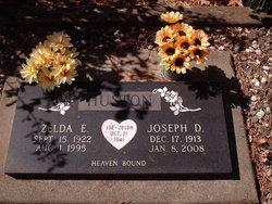Joseph Dean Huston