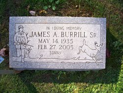 "James A ""Sonny"" Burrill, Sr"
