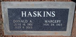 Donald Alvin Haskins