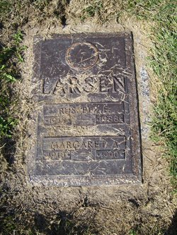 Margaret A <I>Allen</I> Larsen