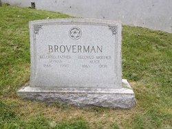 Alice <I>Goldberg</I> Broverman