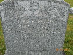John Raymond Patch