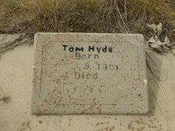 """Thomas """"Tom"""" Hyde"""