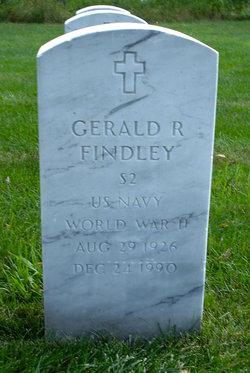 Gerald R Findley