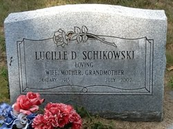 Lucille D <I>Diveley</I> Schikowski