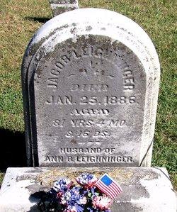 Jacob Leighninger