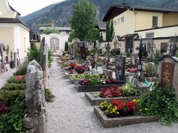 Saint Aegidius Church Cemetery