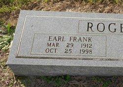Earl Frank Rogers