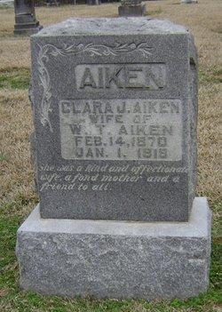 Clara J <I>Blackwell</I> Aiken