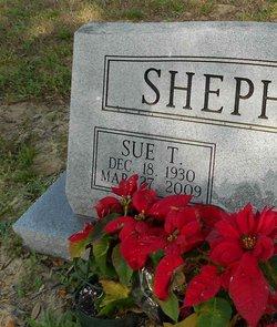 Sue T. Shepherd