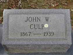 John William Culp