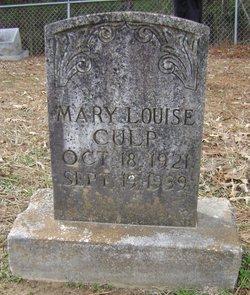 Mary Louise Culp