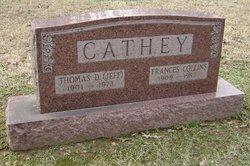 "Thomas D ""Jeff"" Cathey"