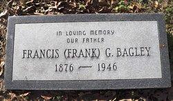 """Francis G """"Frank"""" Bagley"""