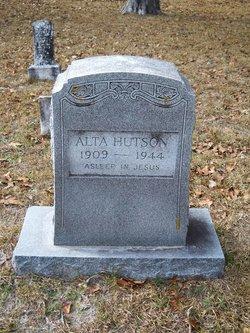 Alta <I>Milligan</I> Hutson