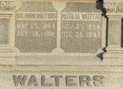 Solomon Petterson Walters