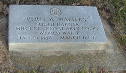 Vern Alfred Walters
