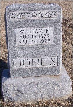 William F Jones