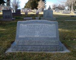 Albert Duane Thorngren