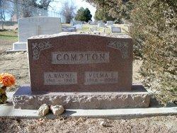 Velma Loraine <I>Trout</I> Compton