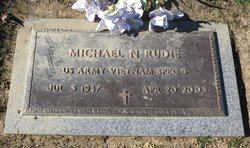 Michael Norman Rudie