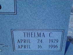 Thelma C Akers