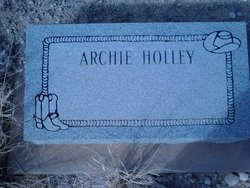 Archie Holley