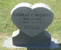 Charles E. McCants
