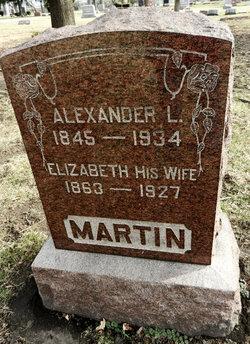 Alexander L Martin