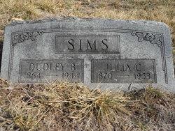Julia C. <I>Reed</I> Simms