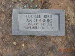 Lucille <I>Bird</I> Anderberg