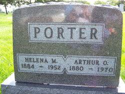 Margaret Helena  Helena <I>Sanders</I> Porter
