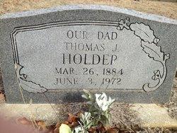 Thomas J Holder
