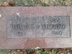 William P Husband