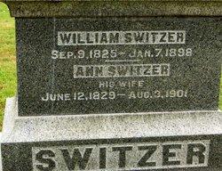 William Switzer, Sr