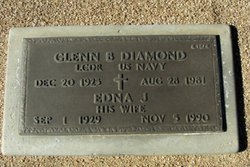 Edna J Diamond