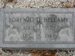 Lorenzo Dow Bellamy, Jr
