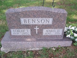 Albert Theodore Benson