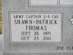 Capt Shawn Patrick Thomas Charles (1971-2011) - Find A Grave Memorial