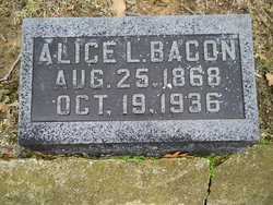 Alice Louise <I>Wiley</I> Bacon