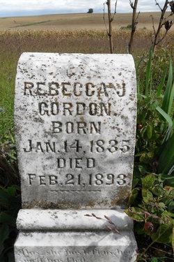 Rebecca J Gordon
