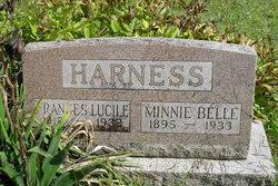 Minnie Bell <I>Stevens</I> Harness