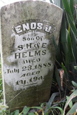 Enos John Helms